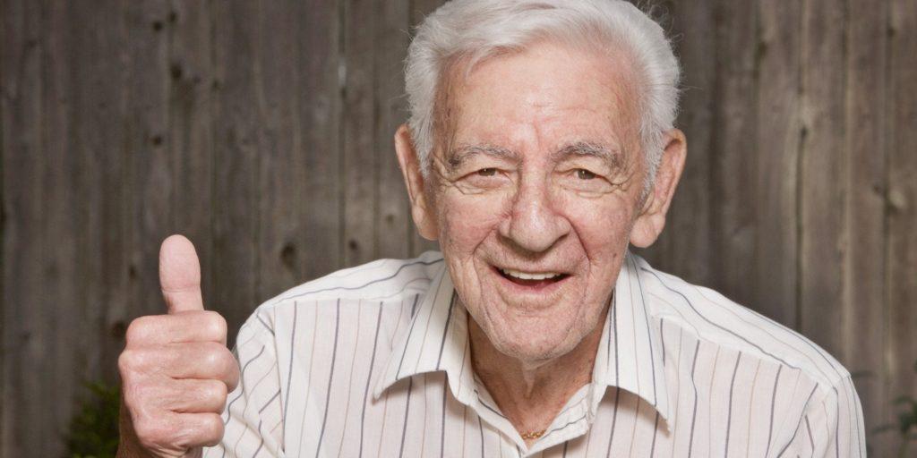 Individuals residing in Senior Care Facilities